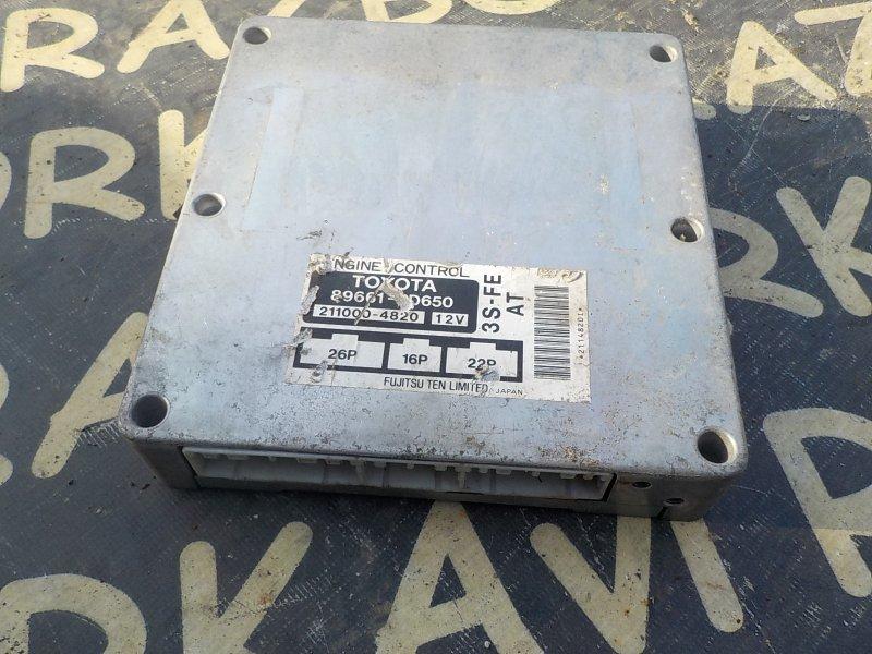 Блок управления efi Toyota ST202 3SFE