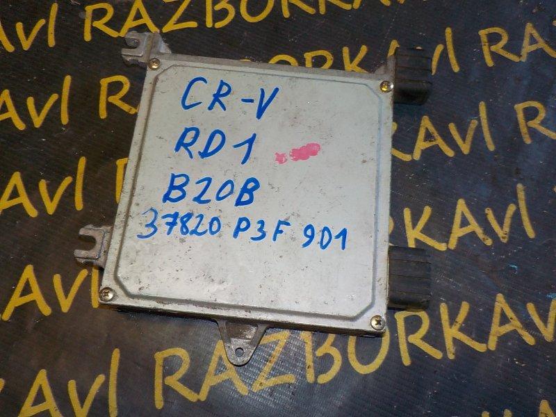 Блок управления efi Honda Cr-V RD1 B20B 1995
