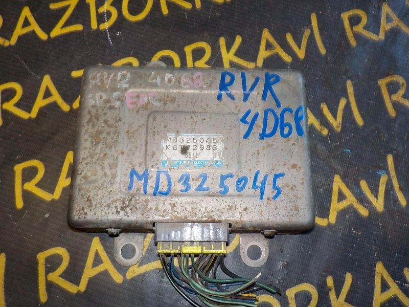 Блок управления св. накала Mitsubishi Rvr N38W 4D68