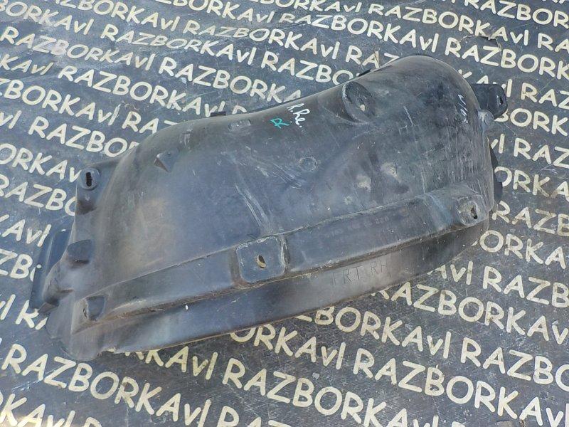 Подкрылок Mercedes Benz Ml-Class W163 112970 2003 задний правый
