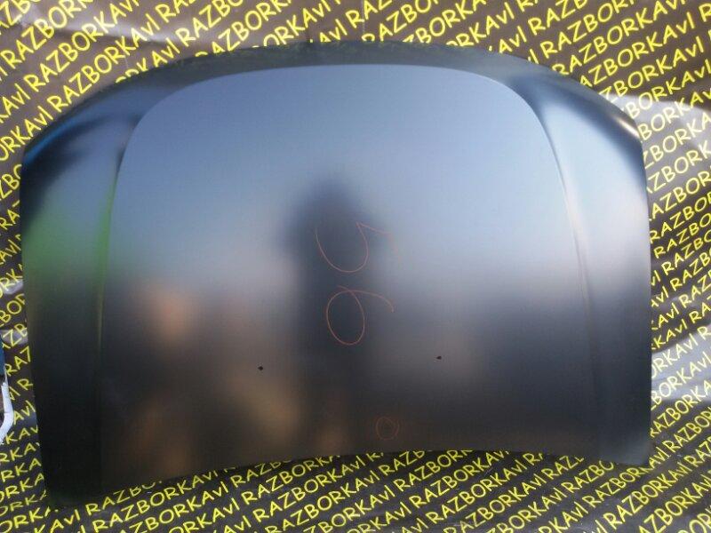 Капот Renault Duster HSA F4R 2010 передний
