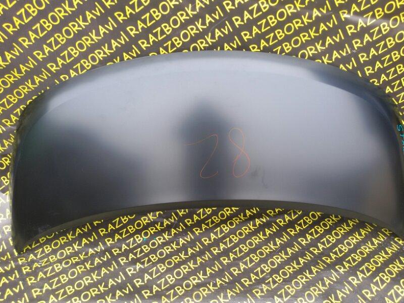 Капот Hyundai Starex TQ D4CB 2007 передний