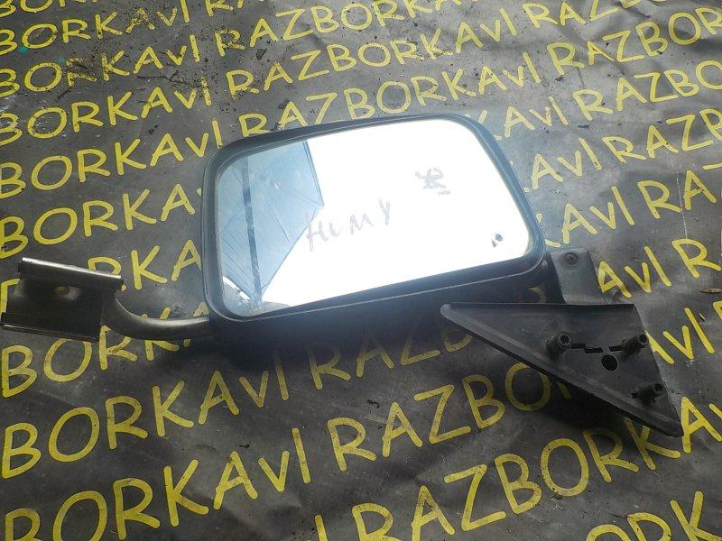 Зеркало Nissan Homy ARME24 переднее правое