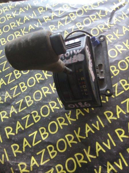 Селектор акпп Suzuki Escudo TA01W