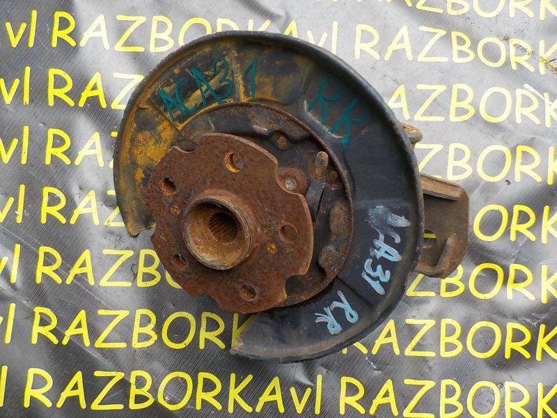 Ступица Toyota Rav4 ACA31 2AZFE задняя правая