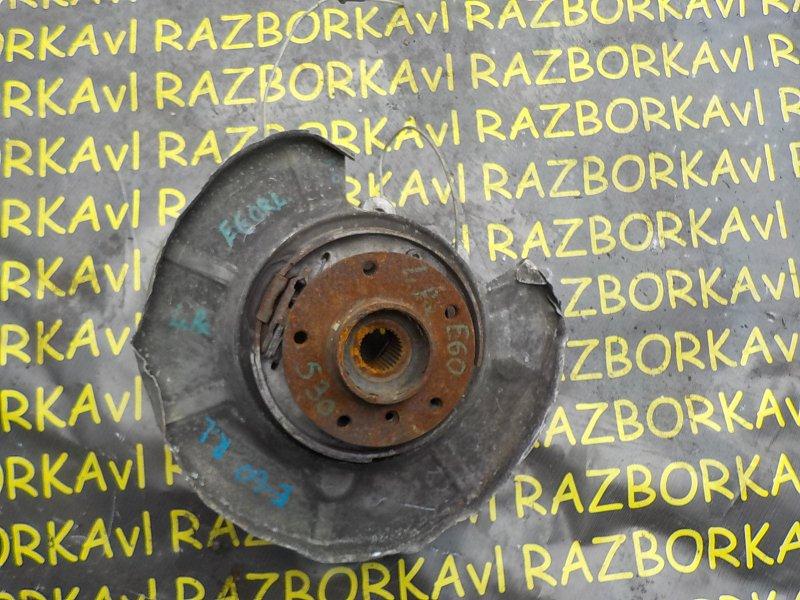 Ступица Bmw 530 E60 задняя левая