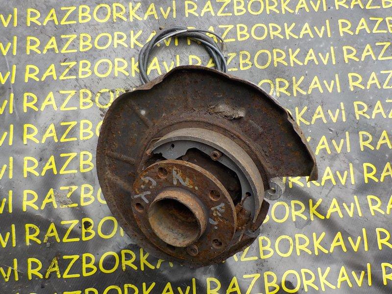 Ступица Bmw X5 E53 задняя правая
