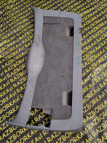 Обшивка двери багажника Volkswagen Touareg 7LA
