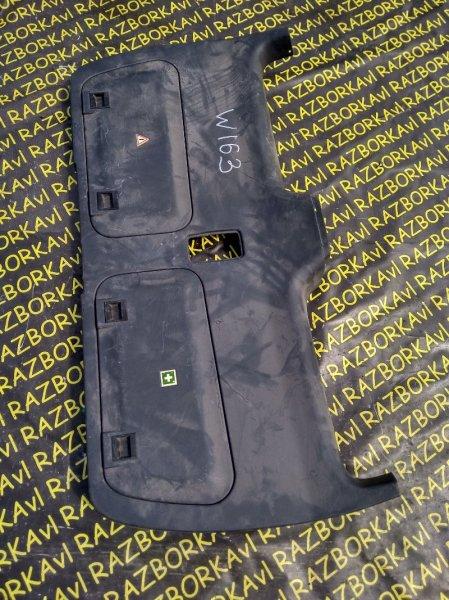 Обшивка двери багажника Mercedes Benz Ml-Class W163