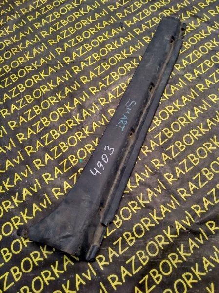Накладка на порог Smart City W450 160910 задняя правая