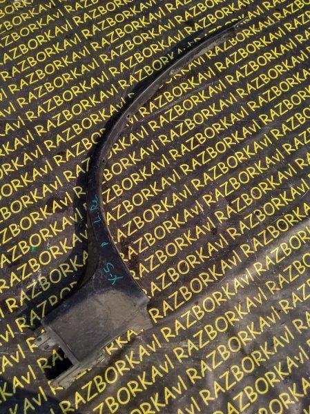 Накладка на крыло Bmw X5 E53 задняя левая