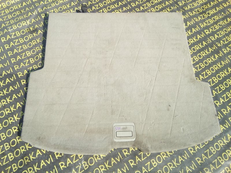 Обшивка багажника Infiniti Fx45 S50