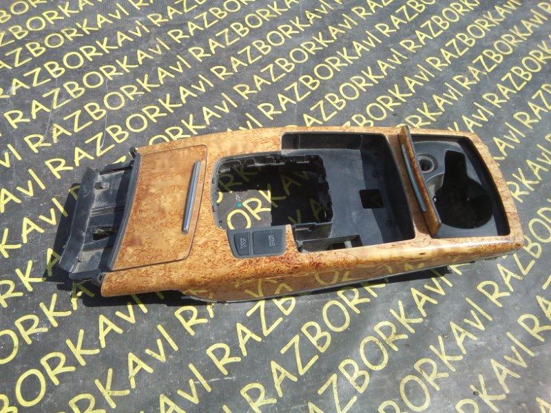 Консоль центральная Audi A6 4F2