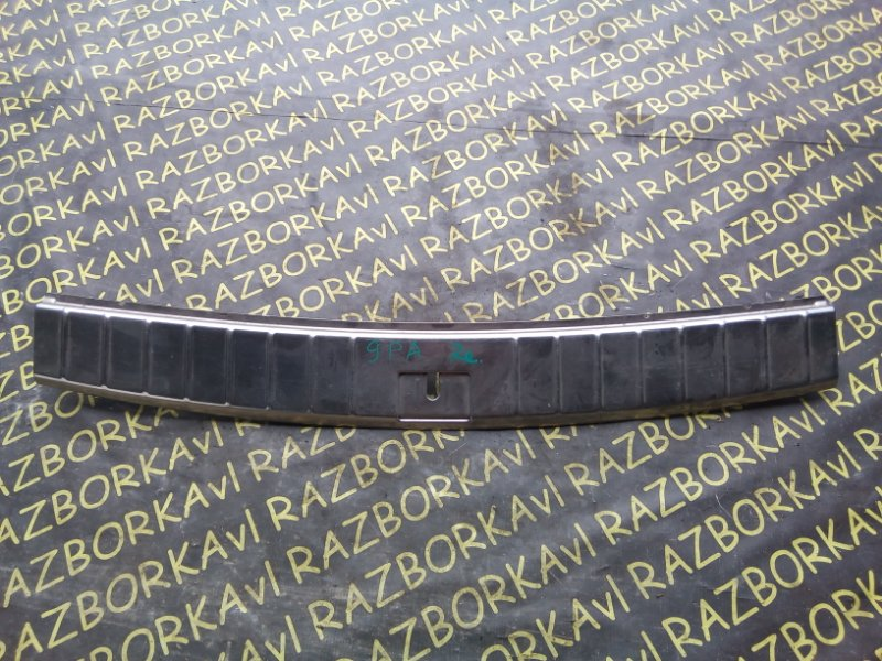 Накладка замка багажника Porsche Cayenne 9PA M48.00 2003