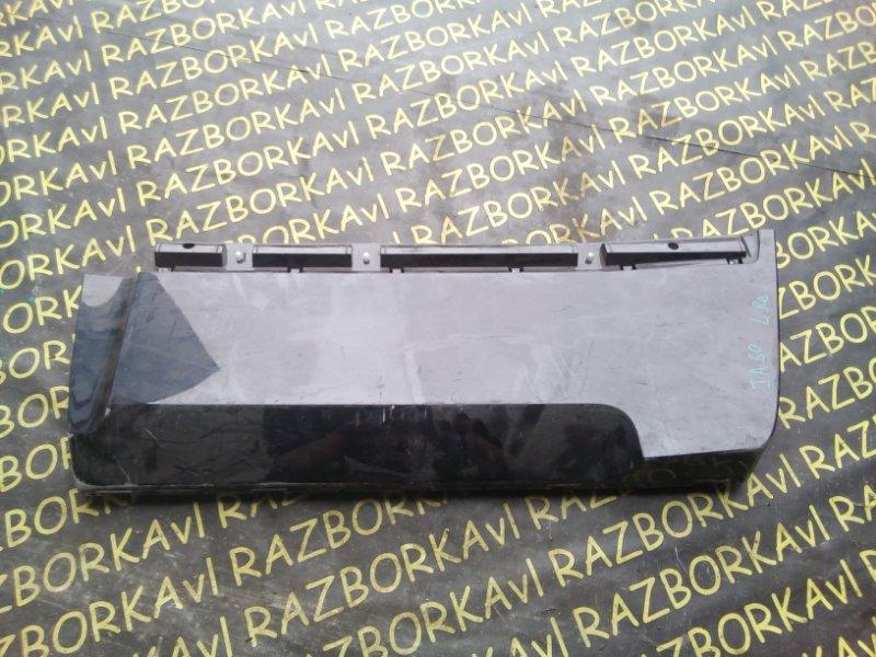 Накладка на дверь Infiniti Qx56 JA60 VK56DE задняя левая