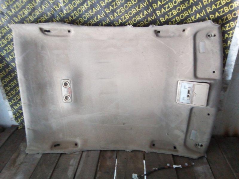Обшивка потолка Toyota Crown GRS182