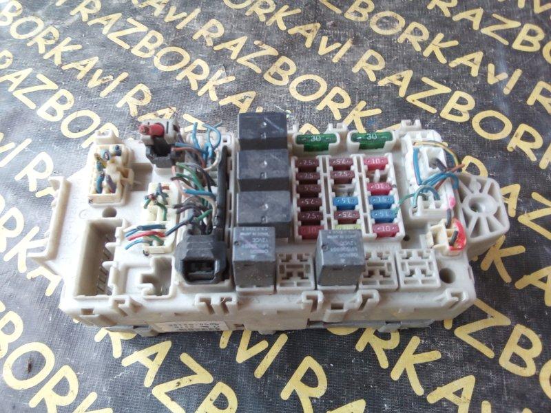 Блок предохранителей Mitsubishi Airtrek CU4W 4G63 2001