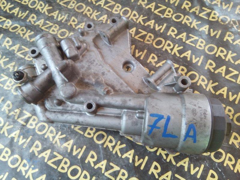 Корпус масляного фильтра Volkswagen Touareg 7LA