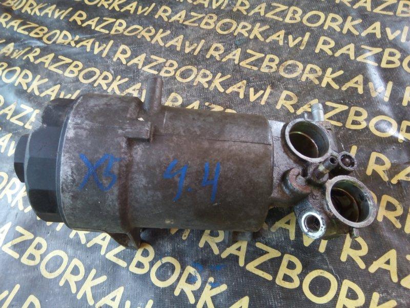 Корпус масляного фильтра Bmw X5 E53