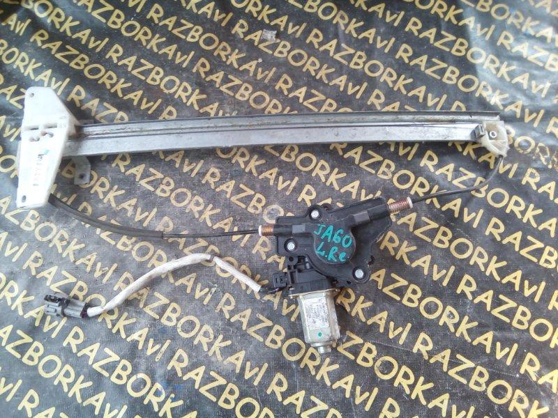 Стеклоподъемник Infiniti Qx56 JA60 VK56DE задний левый