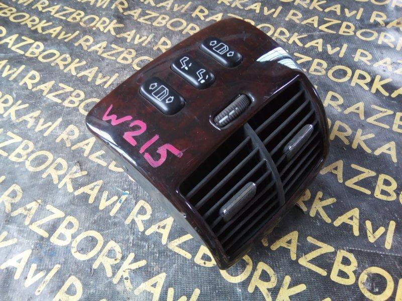 Дефлектор воздушный Mercedes Benz Cl-Class W215 137970 1999