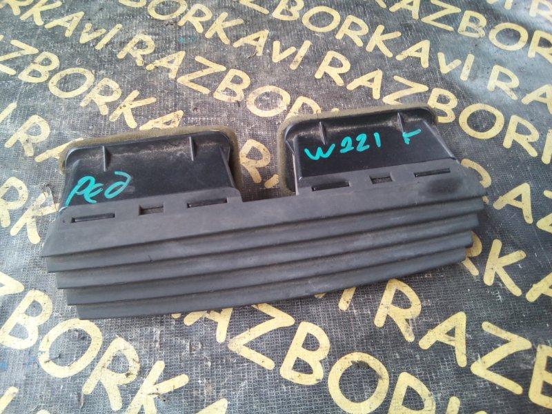 Дефлектор воздушный Mercedes Benz S-Class W221