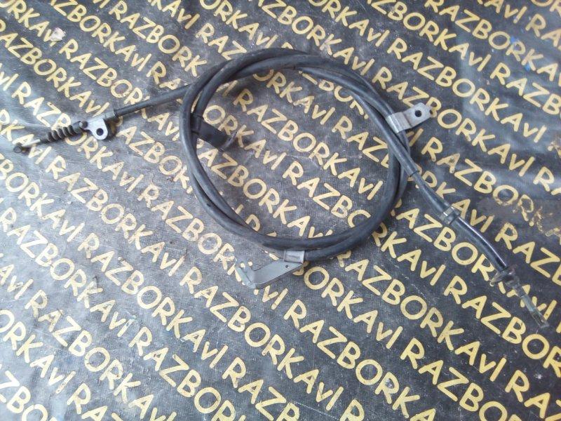 Тросик ручника Infiniti Qx56 JA60 VK56DE задний левый