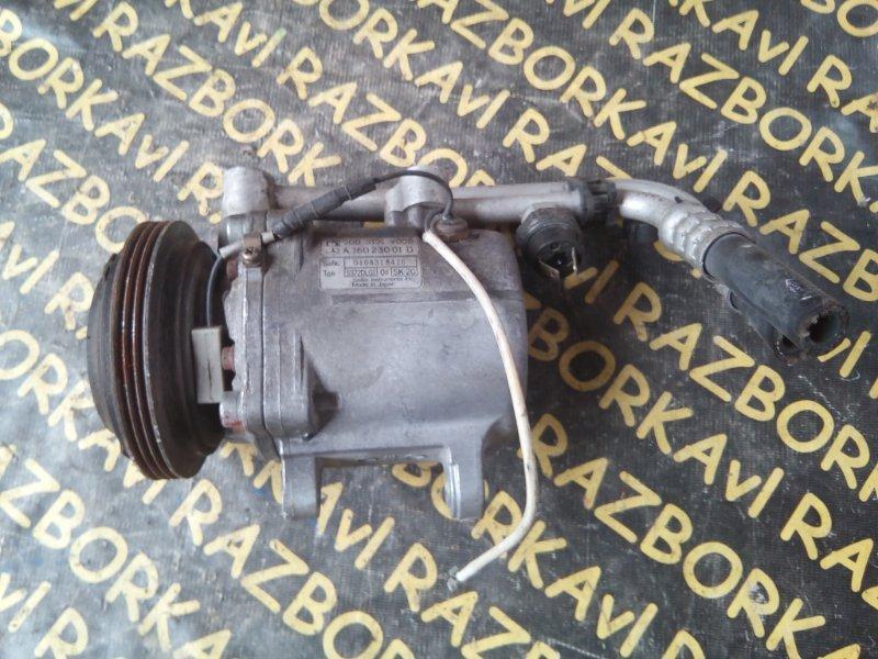 Компрессор кондиционера Smart City W450 160910