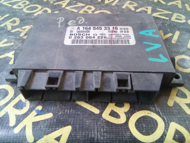 Электронный блок Mercedes Benz Gl-Class X164 273936 2006