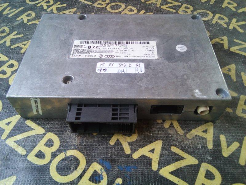 Электронный блок Audi Q7 4L0