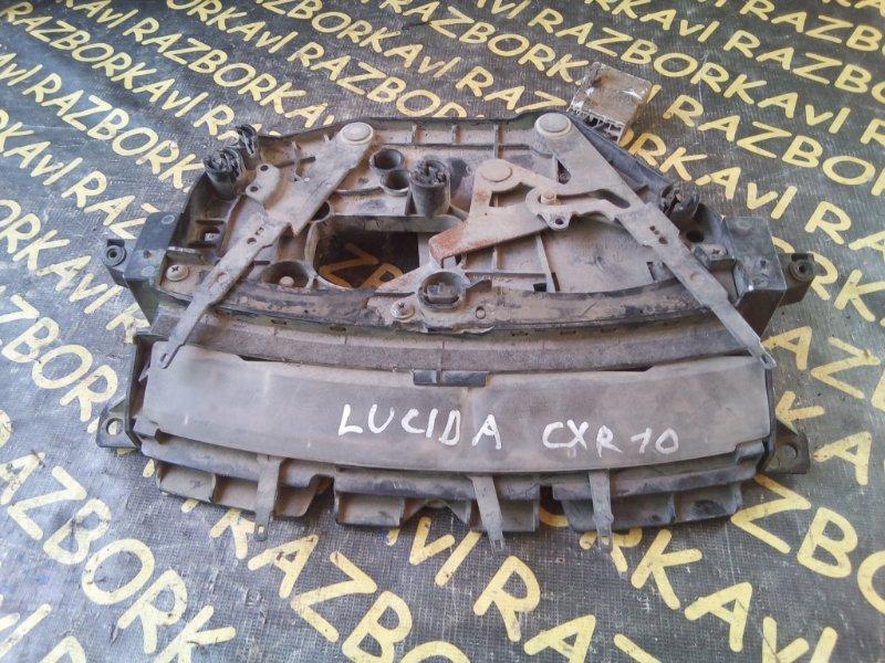 Блок управления климат-контролем Toyota Lucida CXR10