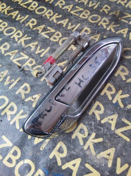 Ручка двери внешняя Nissan Laurel HC35 задняя правая