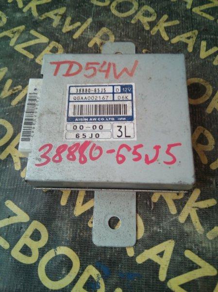 Блок управления акпп Suzuki Escudo TD54W J20A