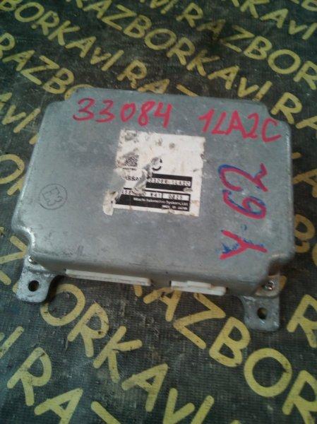 Блок управления раздаткой Nissan Patrol Y62 VK56VD