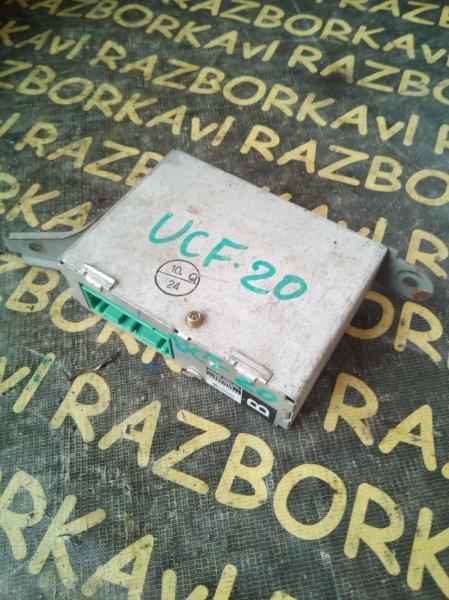 Электронный блок Toyota Celsior UCF20 1UZFE
