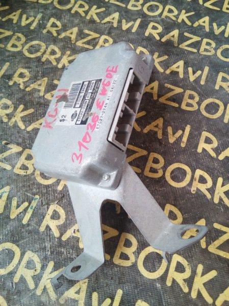 Блок управления автоматом Nissan Bluebird Sylphy KG11 MR20DE