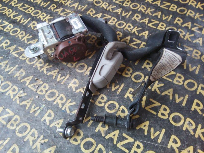 Ремень безопасности Infiniti Qx56 JA60 VK56DE передний левый