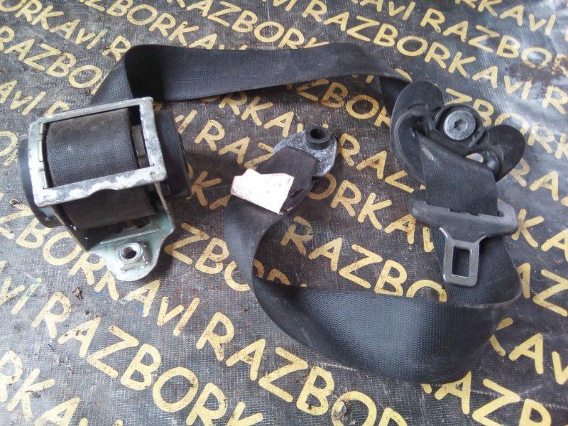 Ремень безопасности Bmw 530 E60 M54 2005 передний левый