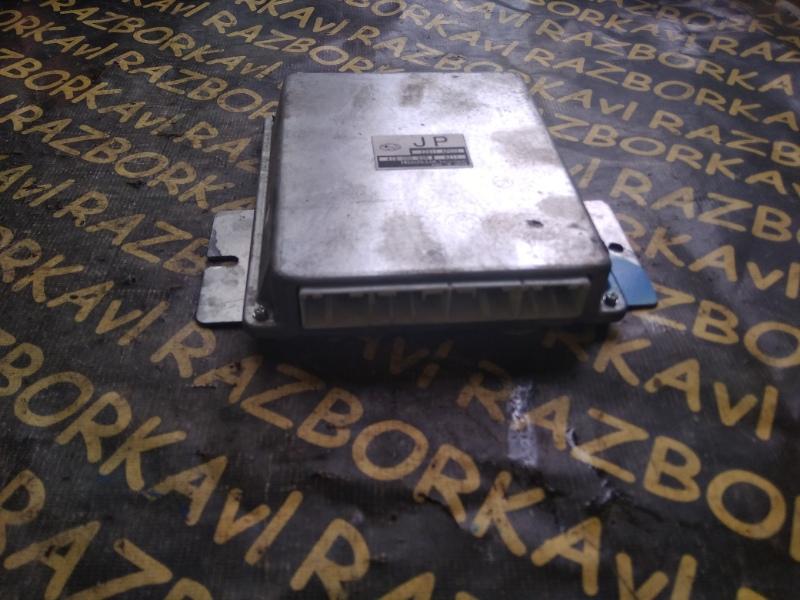 Блок управления efi Subaru Exiga YA4 EJ204 2008