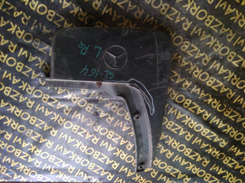 Брызговик Mercedes Benz Gl-Class X164 задний левый