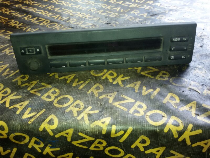 Радиоприемник Bmw X5 E53