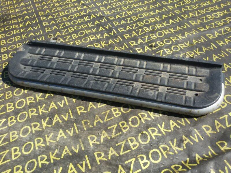 Подножка Mitsubishi Delica PD8W 4M40 6G72