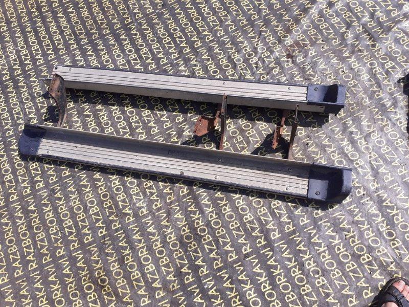 Подножка Toyota Land Cruiser Prado KD95 1KDFTV