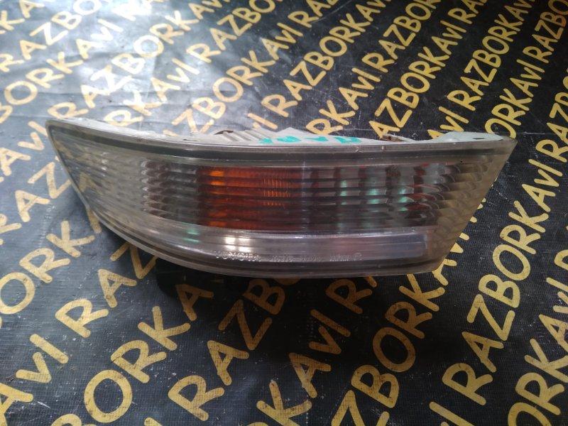 Повторитель бамперный Toyota Markii GX100 правый