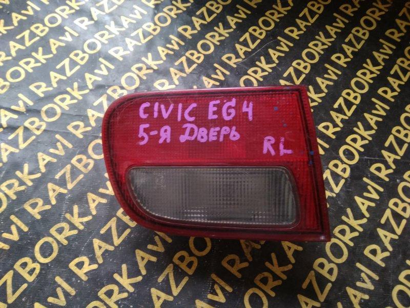 Стоп-сигнал Honda Civic EG3 задний левый