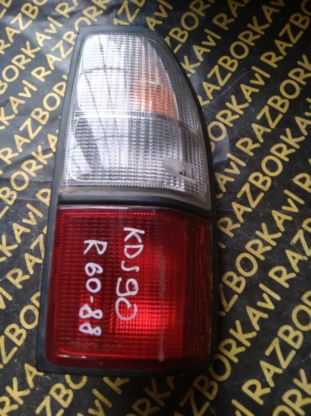 Стоп-сигнал Toyota Land Cruiser Prado RZJ90 3RZFE задний правый