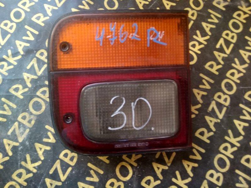 Стоп-сигнал Mazda Mpv LVLR передний правый