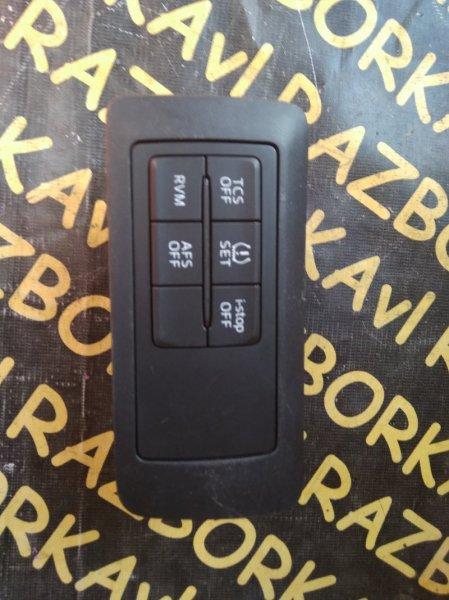 Кнопки прочие Mazda Cx-5 KE2AW SH