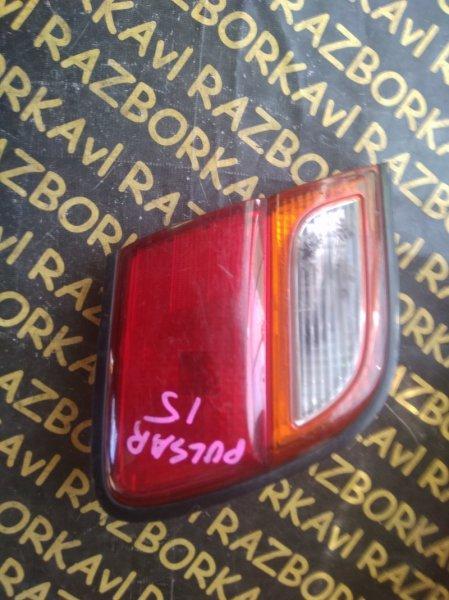 Стоп-сигнал Nissan Pulsar EN15 GA16DE задний правый