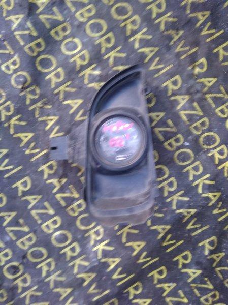Туманка Mazda Mpv LW3W передняя правая